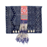 Deconstructed Hmong Costume Clutch