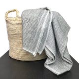 Gray Himalayan Cashmere Throw