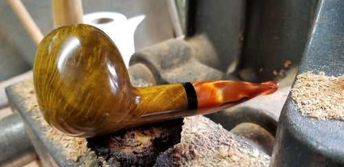 nQa Goose Egg Pipe