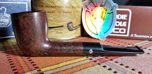 Kaywoodie Birkshire Dublin (Oval shank) Pipe