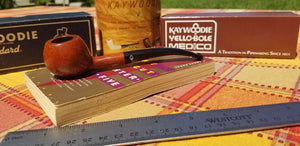 Kaywoodie Super Grain Prince Pipe