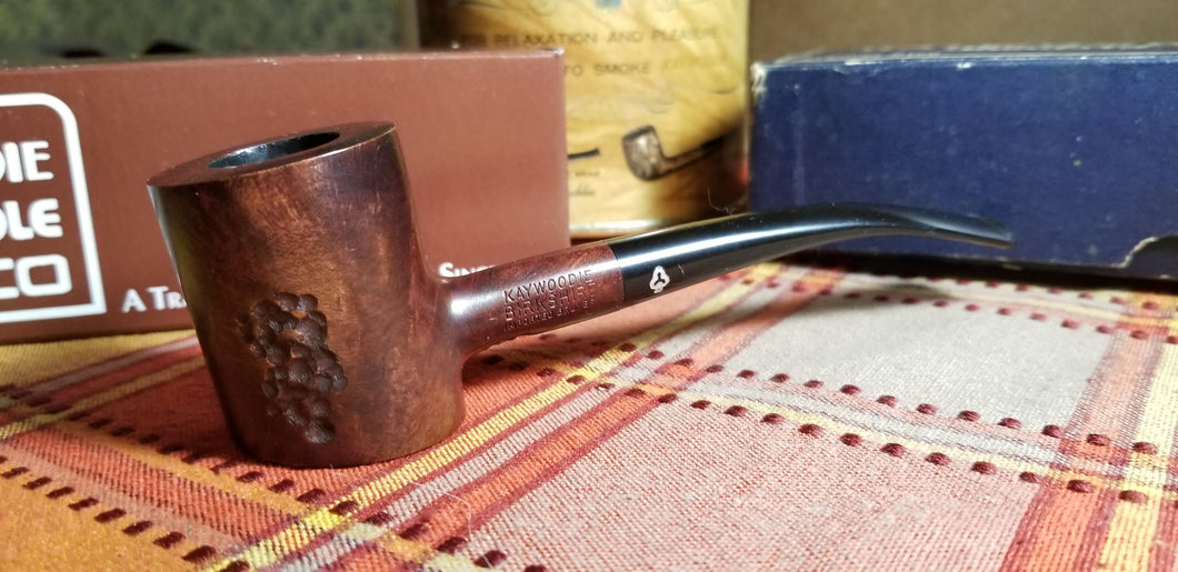 Kaywoodie Birkshire Poker Pipe
