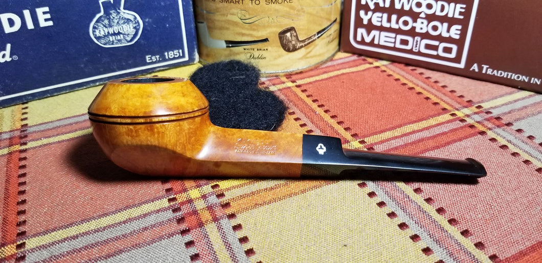 Kaywoodie Super Grain Bulldog Pipe