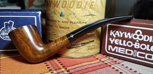 Kaywoodie Connoisseur Zulu Pipe