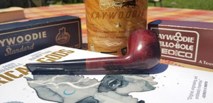 Kaywoodie Birkshire Pot Shaped Pipe