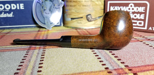 Kaywoodie Connoisseur Small Apple Pipe