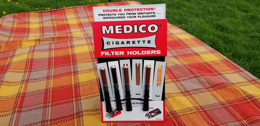 Medico Cigarette Filter Holder