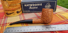 Load image into Gallery viewer, Kaywoodie Handmade pipe 0712 Bent Billiard