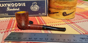 Yello-Bole Pug Dublin Pocket Pipe