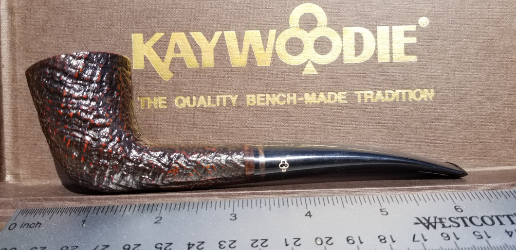 Kaywoodie 2010 Pipe of the Year Sandblasted Zulu