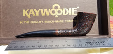 Load image into Gallery viewer, Kaywoodie 2010 Pipe of the Year Sandblasted Zulu