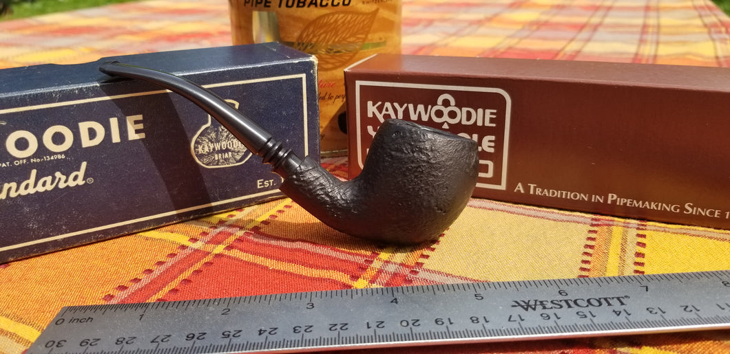 Medico Cavalier Full Bent Acorn filtered Pipe