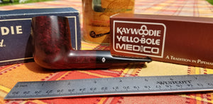 Kaywoodie Birkshire Large Chubby Billiard Pipe