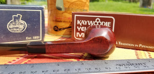 Kaywoodie Birkshire Large Panel Pipe