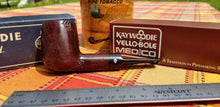 Load image into Gallery viewer, Kaywoodie Birkshire Large Chubby Billiard Pipe Spot Carved