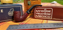 Load image into Gallery viewer, Kaywoodie Saxon bent pocket Pipe