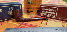 Load image into Gallery viewer, Kaywoodie Relief Grain Saddle Zulu Pipe