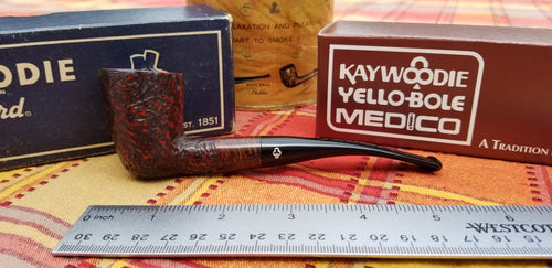 Kaywoodie Red-Root Zulu pipe