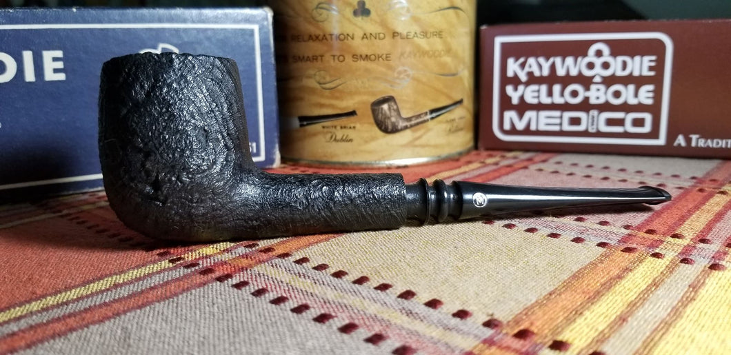 Medico Cavalier Billiard filtered Pipe
