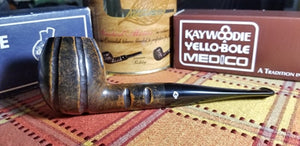 Kaywoodie Ruf-Tone Apple Pipe