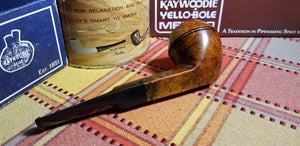 Kaywoodie Connoisseur Bulldog Pipe