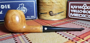 Medico Select Briar Apple shaped filtered Pipe