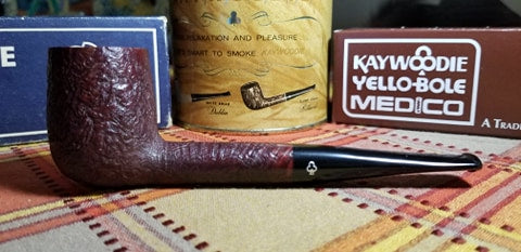 Kaywoodie Saxon Billiard Pipe