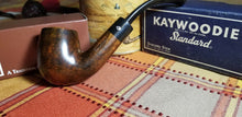 Load image into Gallery viewer, Kaywoodie Connoisseur Large Bent Billiard Pipe