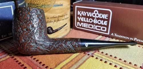 Kaywoodie Red-Root Large Billiard pipe