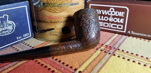 Kaywoodie Red-Root Dublin pipe