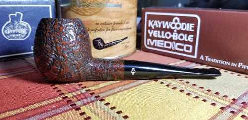 Kaywoodie Red-Root Apple pipe