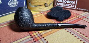 Medico Cavalier Bent Egg filtered Pipe