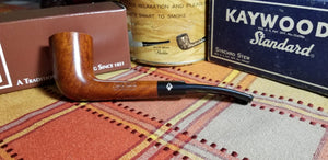 Kaywoodie Super Grain Zulu  Pipe