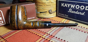 Kaywoodie Ruf-Tone Large Billiard Pipe