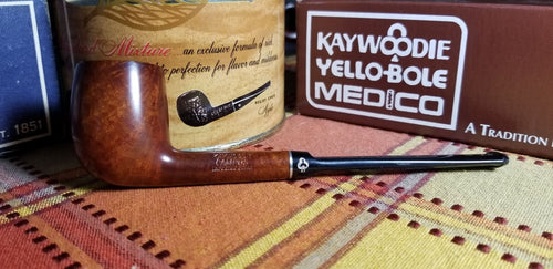 Kaywoodie Campus Billiard shaped Pipe