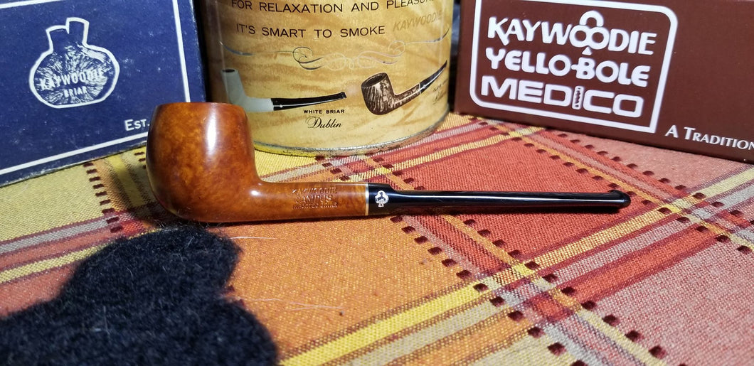 Kaywoodie Campus Apple Pipe