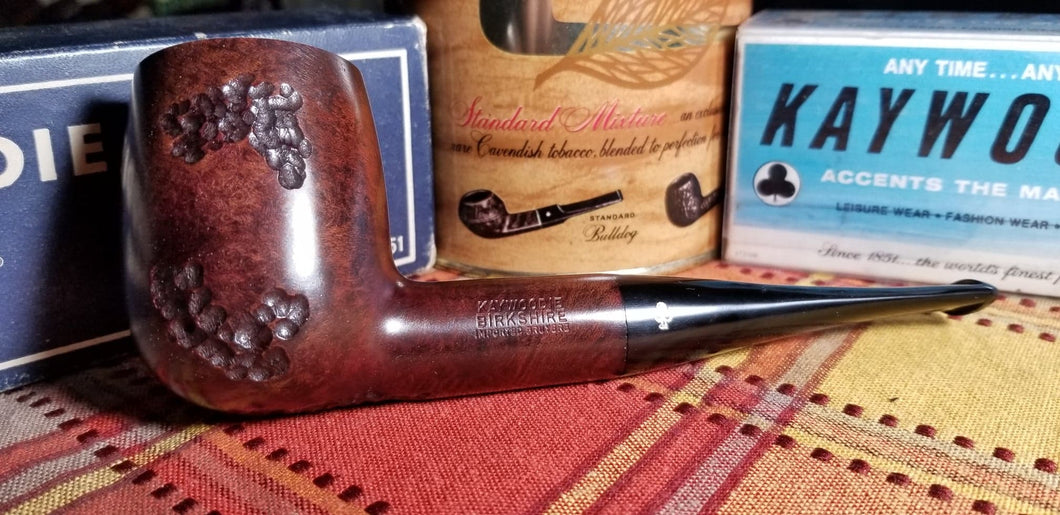 Kaywoodie Birkshire Chonky Billiard Pipe