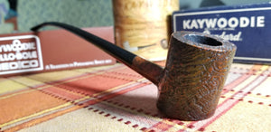 Kaywoodie Red-Root Poker Churchwarden Pipe