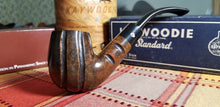 Load image into Gallery viewer, Kaywoodie Ruf-Tone Large Bent Billiard Pipe