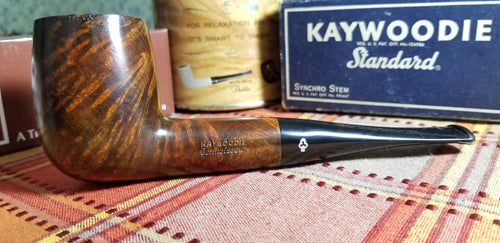 Kaywoodie Connoisseur Large Billiard Pipe