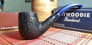 Kaywoodie Sabbiata Large Bent Billiard