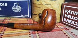 Medico Kensington Lovat shaped filtered Pipe