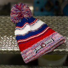 Load image into Gallery viewer, Clown Shoes Knit Pom Pom Hat