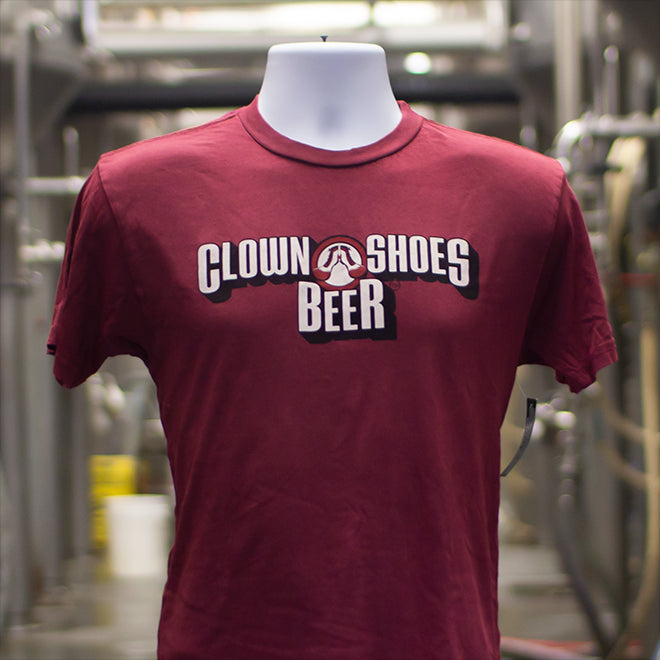 Red Clown Shoes T-Shirt