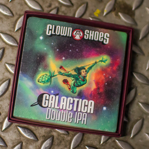 Clown Shoes Stone Coasters