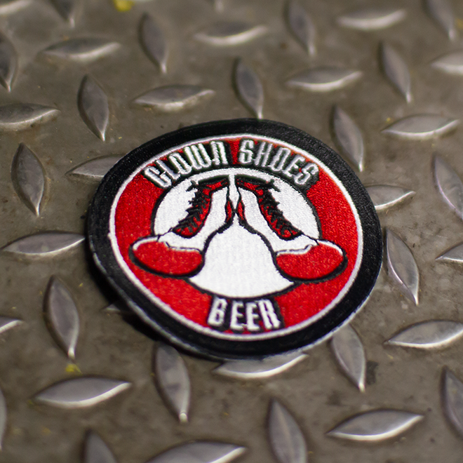 Clown Shoes Patch