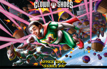 Load image into Gallery viewer, Clown Shoes Label Art Poster