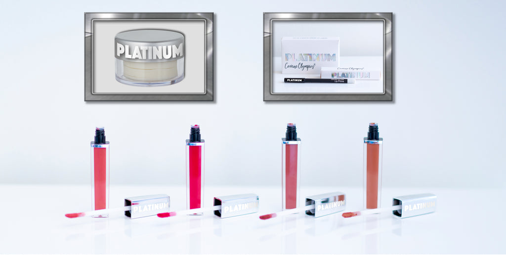 SIGNATURE COLLECTION MATTE LIPSTICKS + PRIME LINER + MAKEUP REMOVER PADS - Platinum Beauty Shop