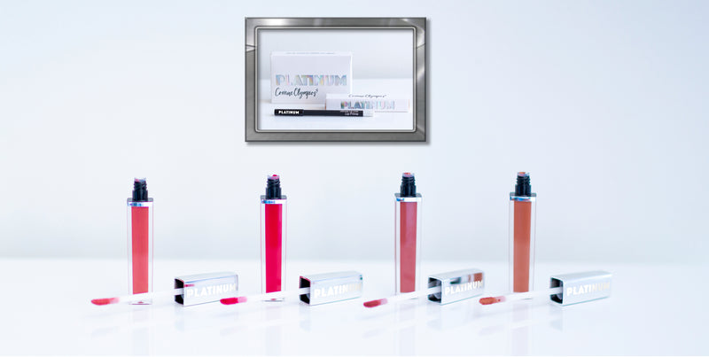 SIGNATURE COLLECTION MATTE LIPSTICKS + PRIME LINER - Platinum Beauty Shop