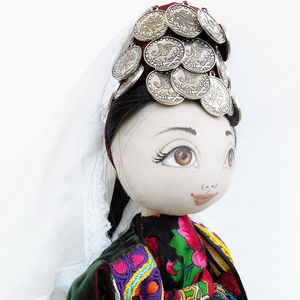 Maryamti Doll Inspired By Bethlehem